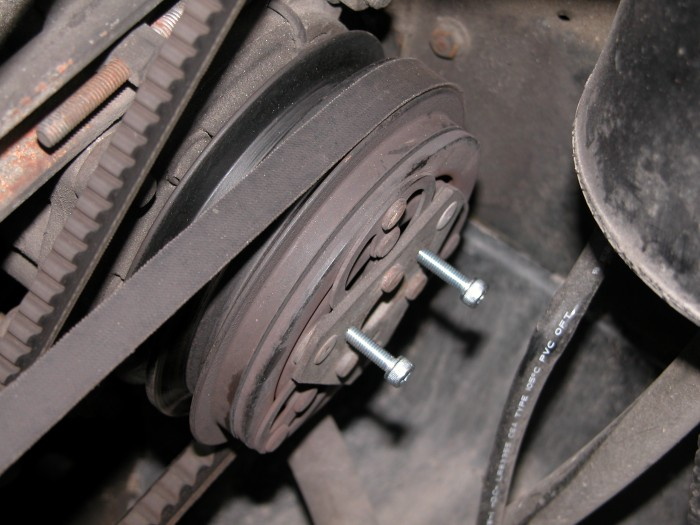 Ac kompressor v70 2008