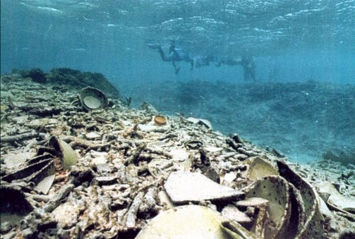 What kind of underwater heritage convention do we need?