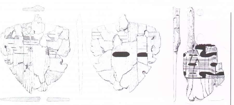 excavating stone age site tybrind vig  denmark