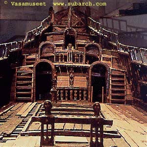 The swedish ship vasa 39 s revival for Vasa ship